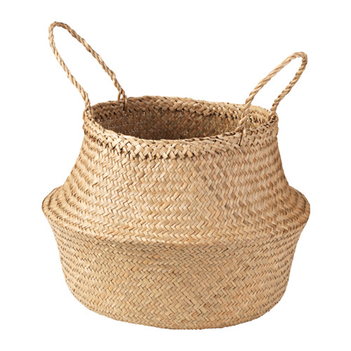 Ikea Belly Basket