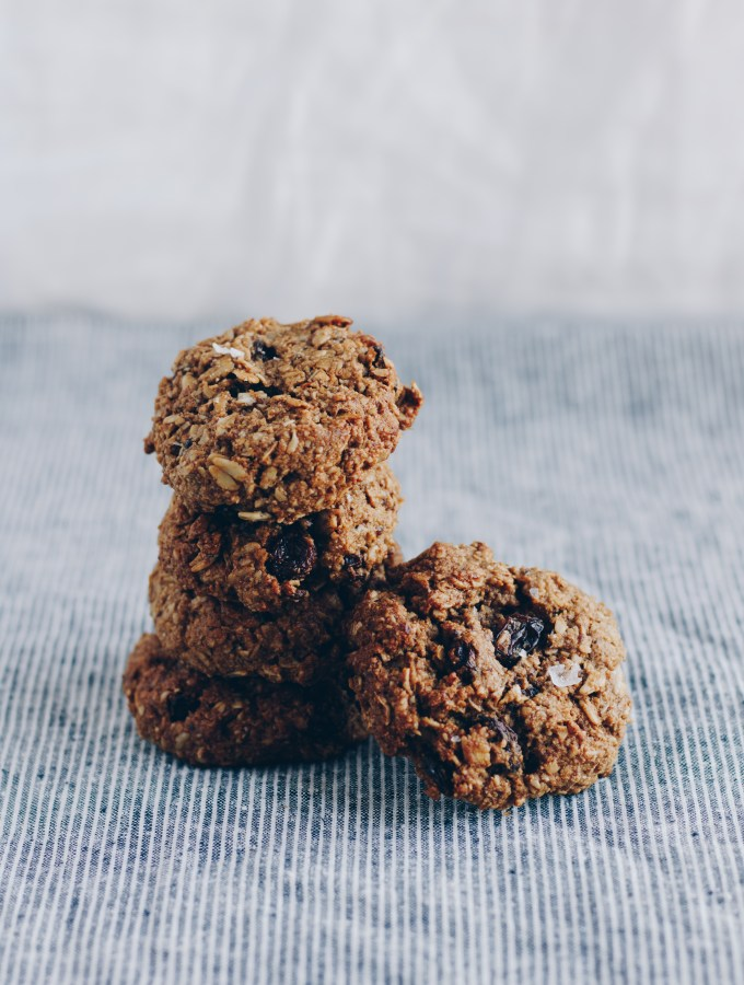 Perfect Oatmeal Raisin Cookies – Vegan + Gluten-Free