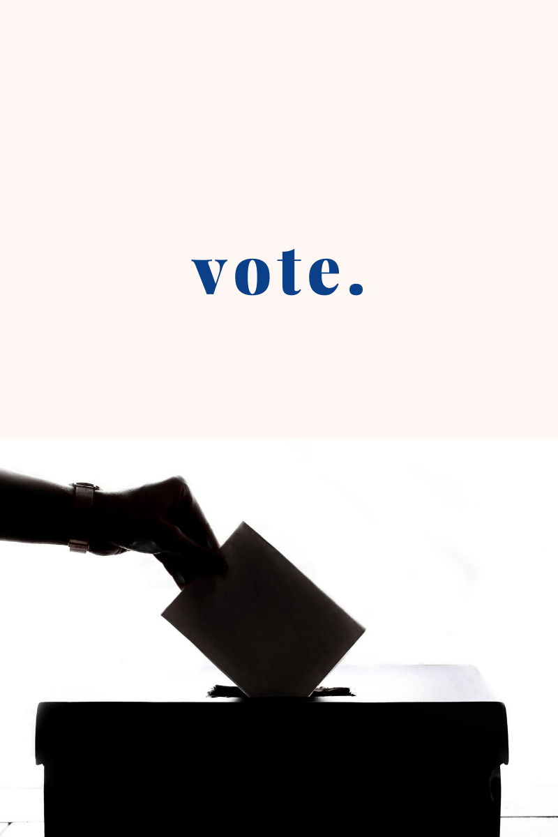 Get out the vote: 7 actions to take from the comfort of your home — warmandrosy.com
