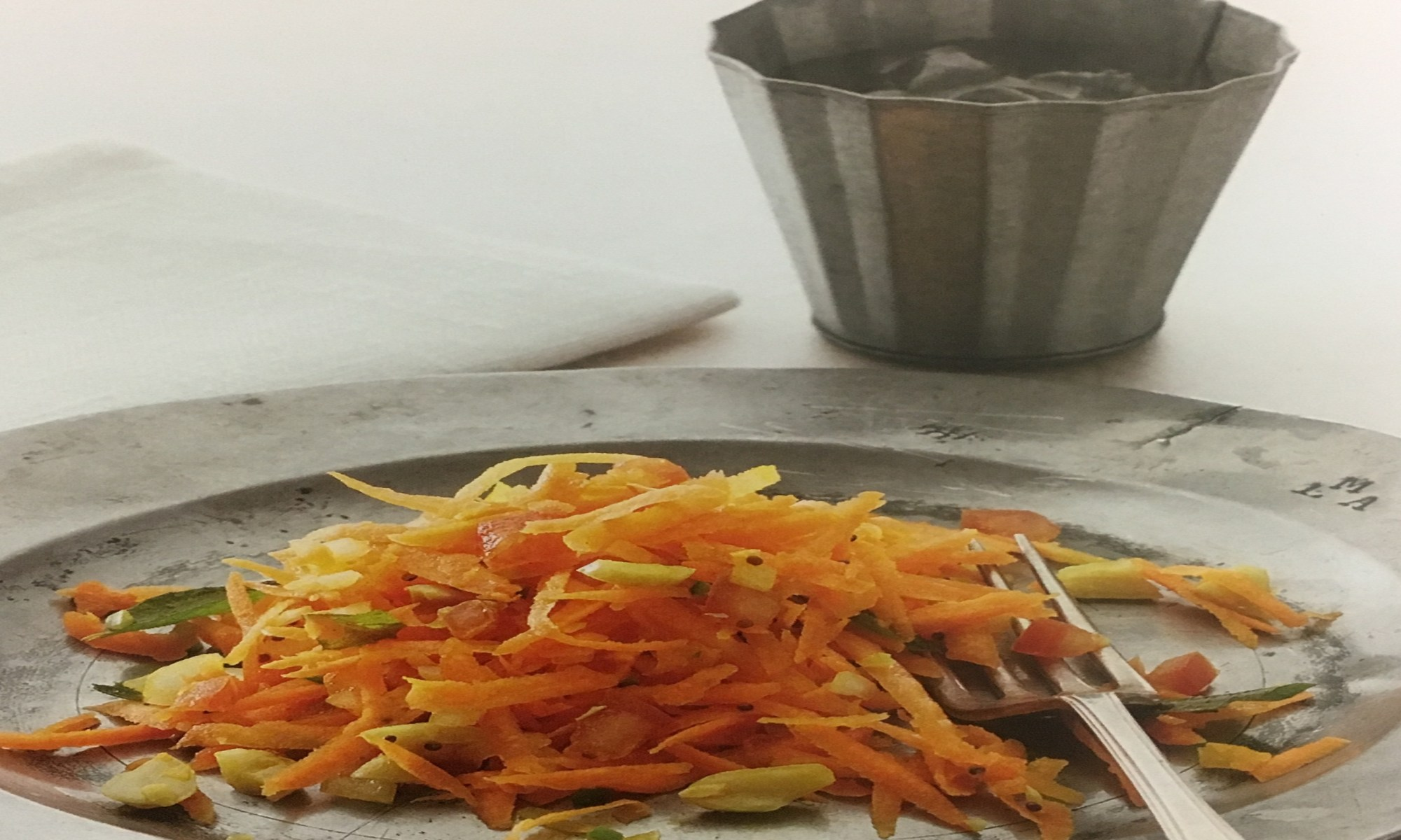 Carrot Salad Recipe