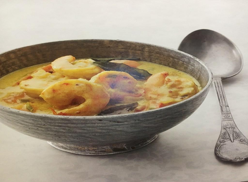 Malabar Shrimp Recipe