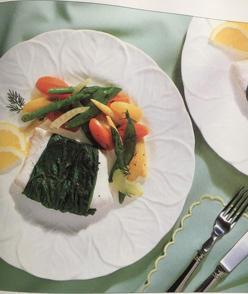 Spinach Fillet