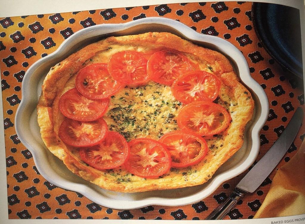 Eggs Provencal