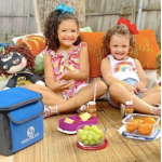 Kids Legend Heated Lunchbox