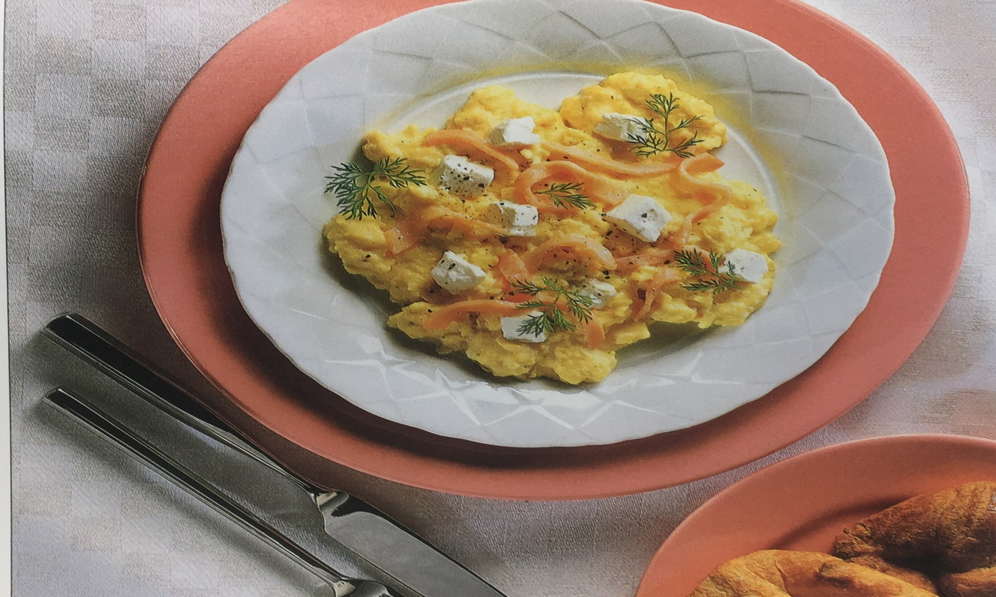 Eggs with Lox
