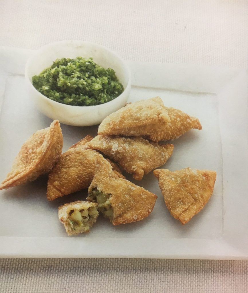Vegetable Samosas Indian Recipe