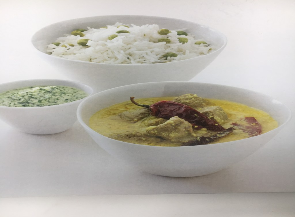 Warm and Tote Lamb Hyderabadi Style Lamb Recipe