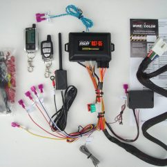 Remote Starter Wiring Diagrams Mono Cable Diagram Viper Start Avital Keyless Entry