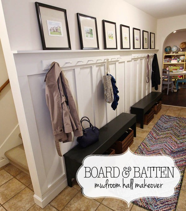 Ultra Chic Mudroom Ideas Turning Entryway