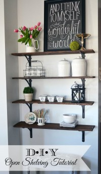 30 Enchanting Kitchen Wall Decor Ideas That are Oozing ...