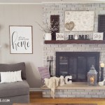 14 Glorious Rustic Mantel Decor Ideas You Ll Fall Head Over Heels In Love With