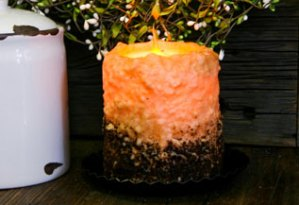 Warm Glow Electric Candle