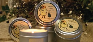Warm Glow Travel Tins
