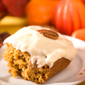 Car / Air Freshener Pumpkin Crumb Cake