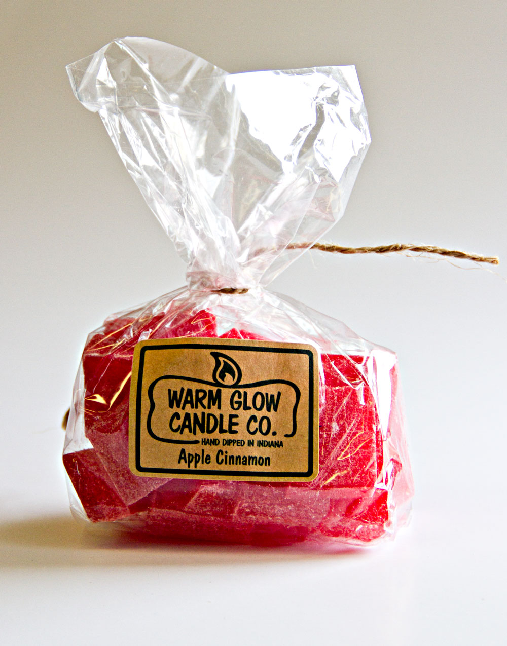 Apple Cinnamon Warm Glow Scented Wax Chips