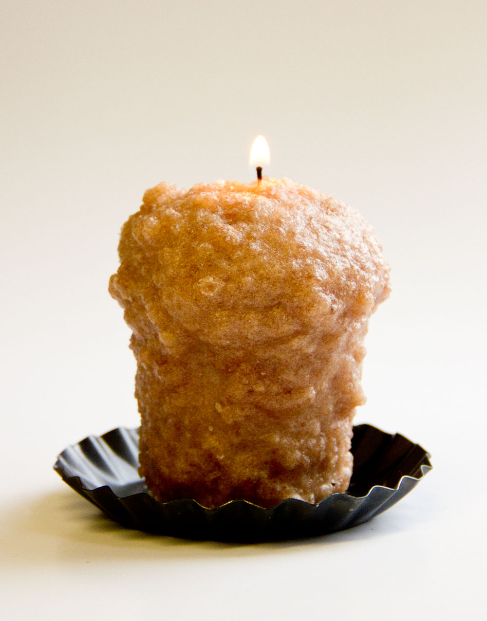 Baked Brown Sugar Oversized Votive