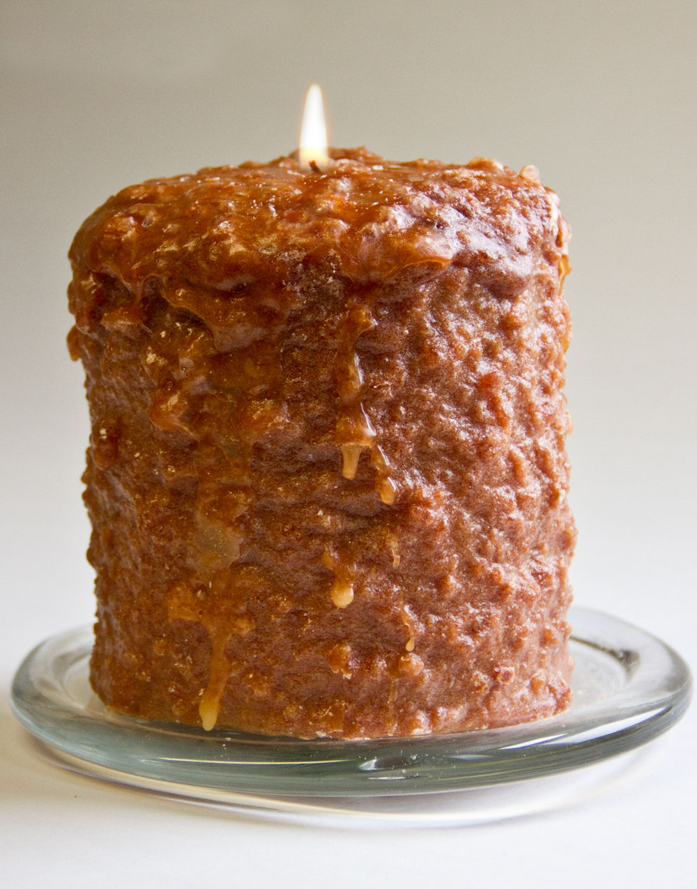 Carrot Cake Hearth Candle