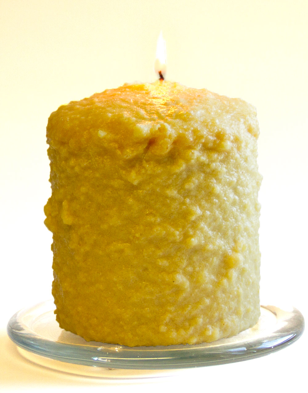 Maple Butter Hearth Candle