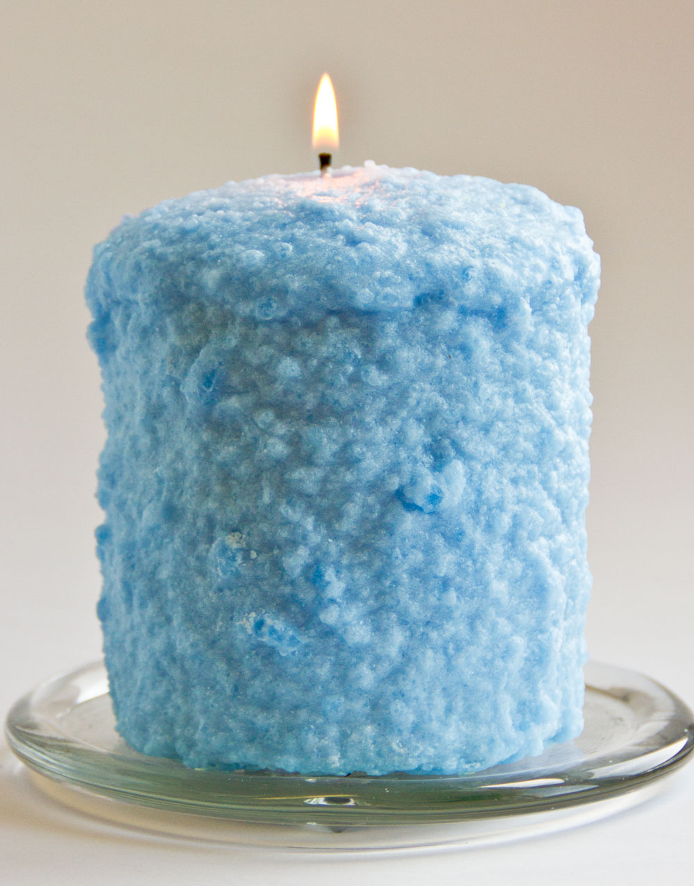 Mediterranean Waters Hearth Candle