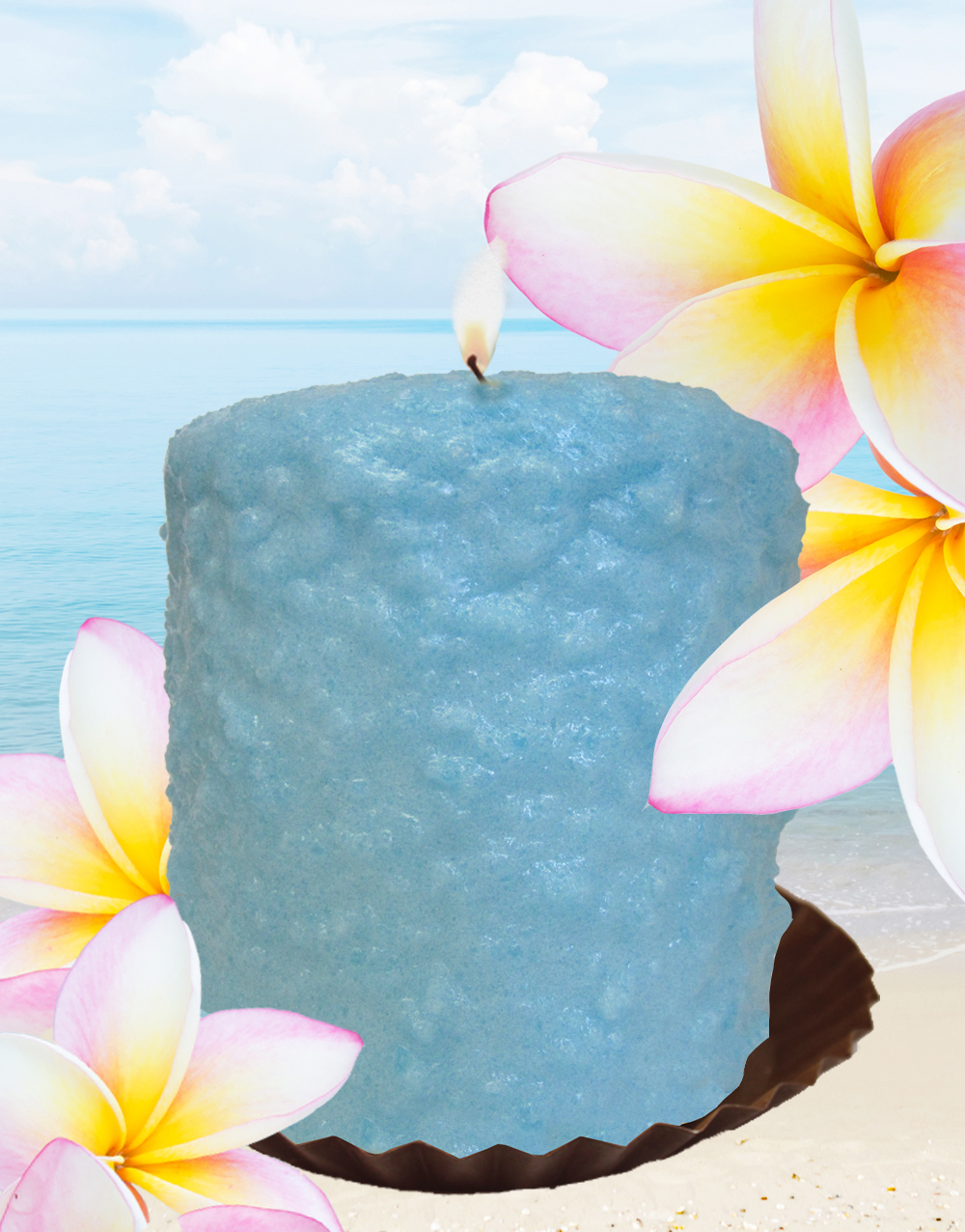 Pure Paradise Hearth Candle