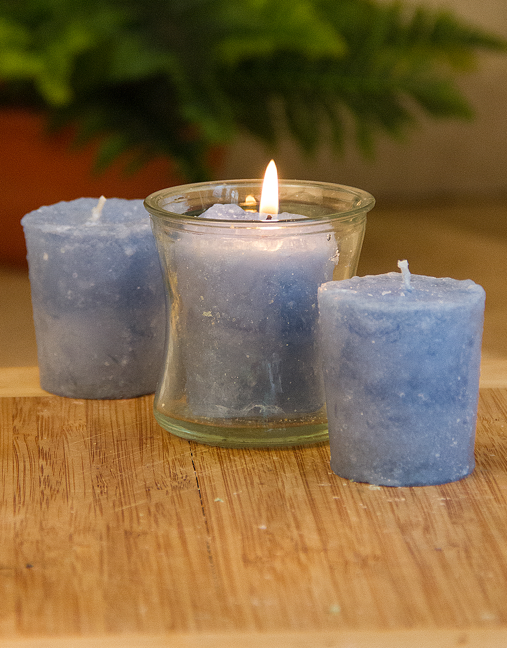 Tranquility 3 Pack Votive Candles