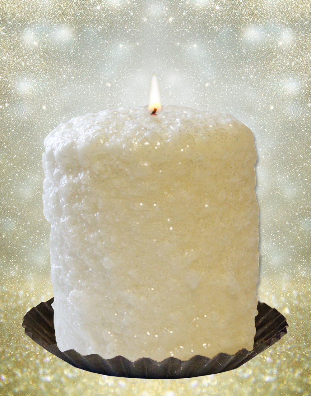 Vanilla Stardust Hearth Candle