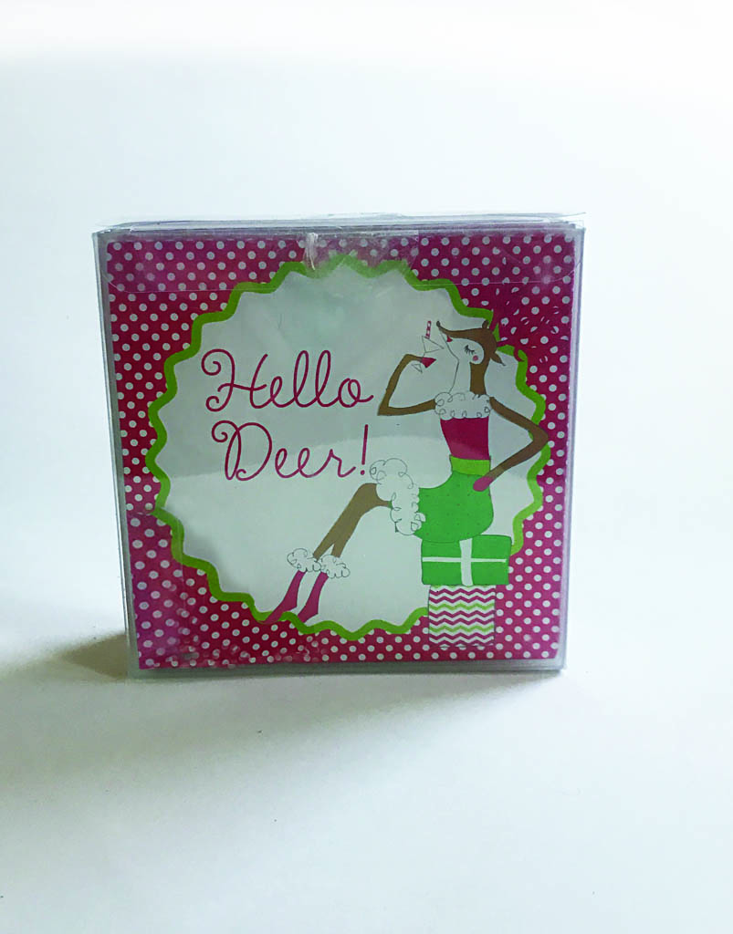 Hello Deer! Coasters