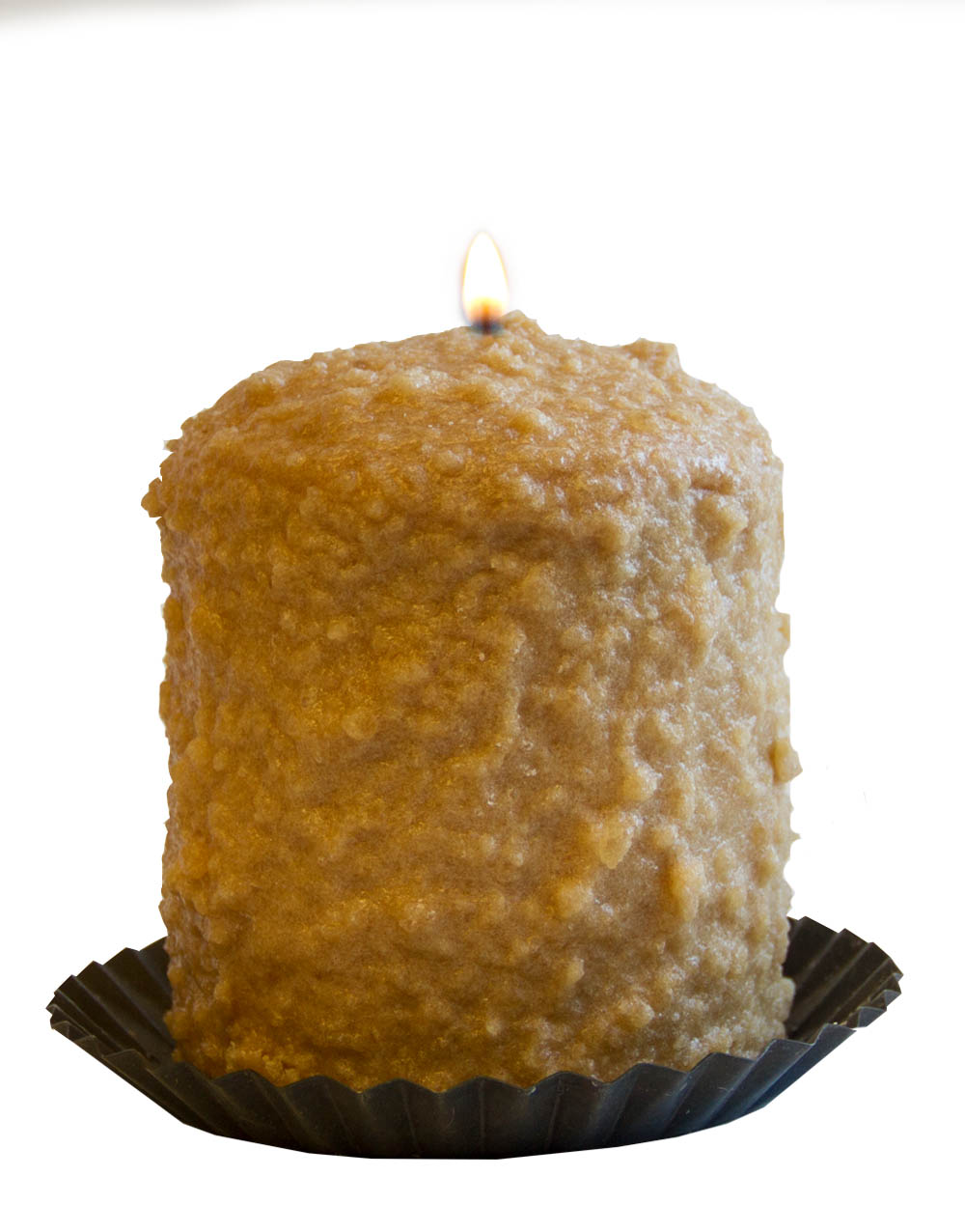 Friendship Bread Hearth Candle