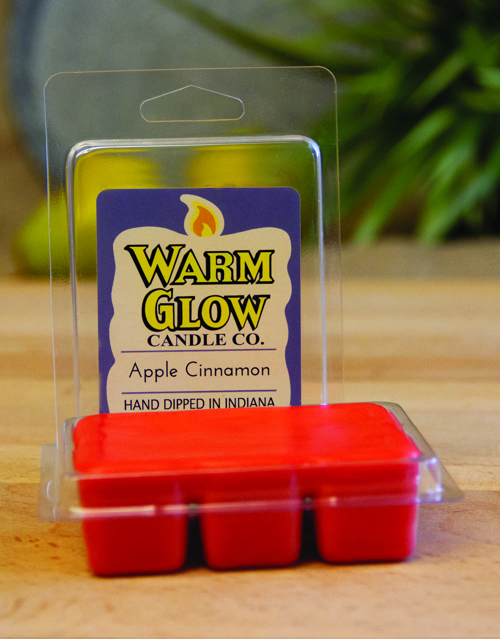 Apple Cinnamon Scented Melt