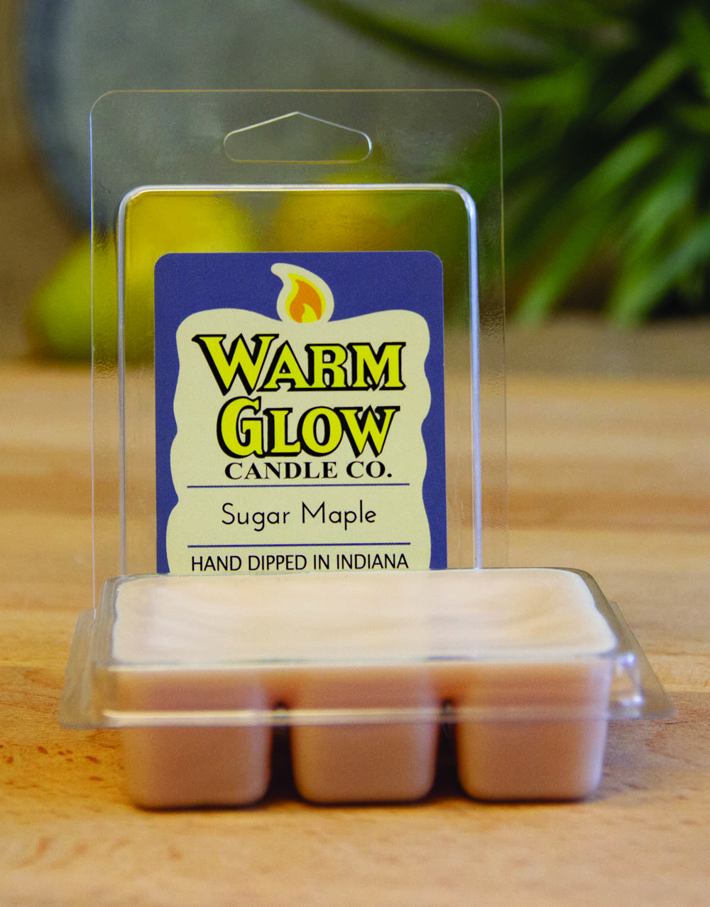 Sugar Maple Scented Melt
