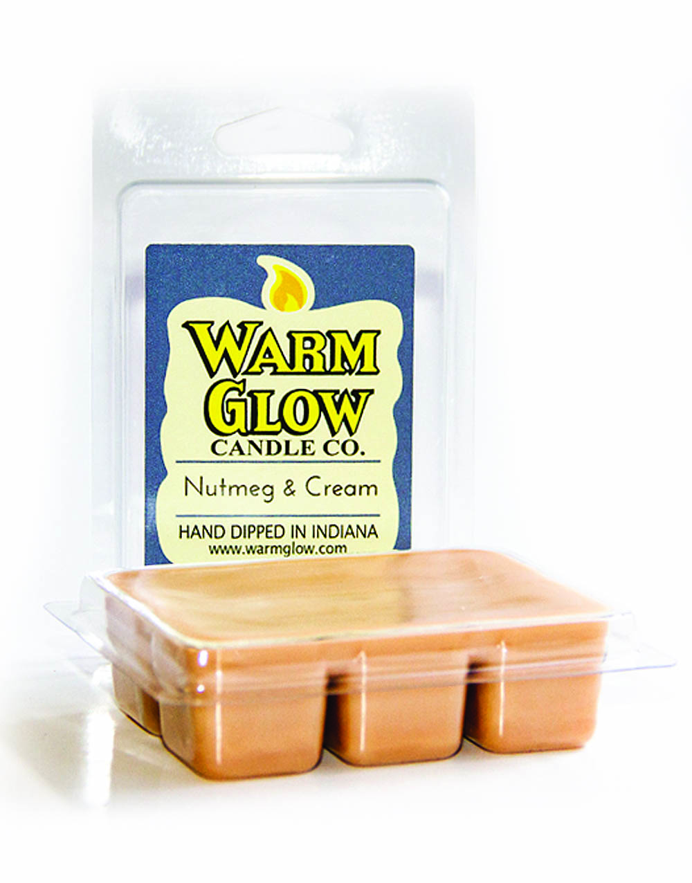 Nutmeg & Cream Scented Melt