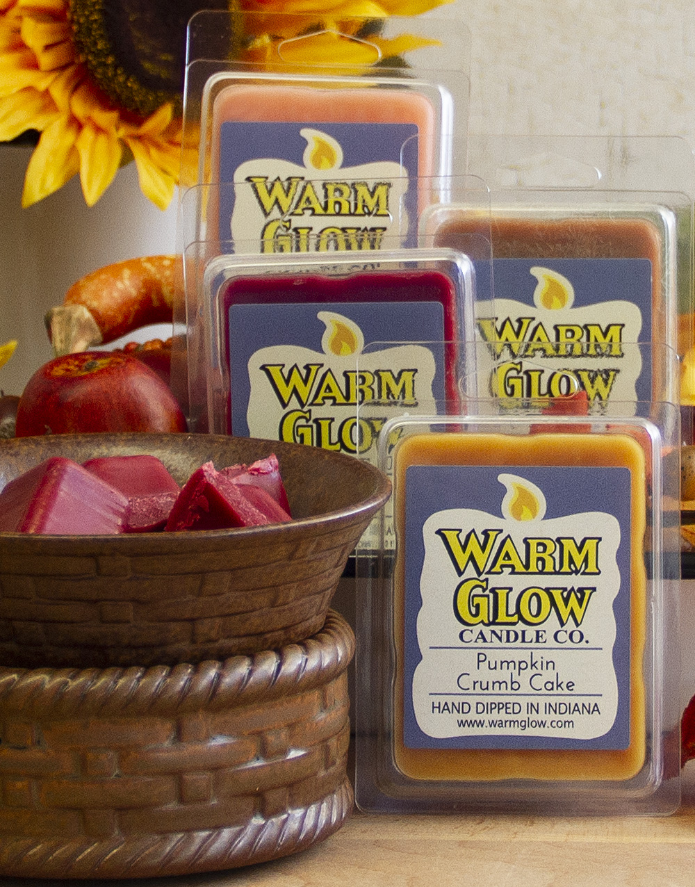 Fall is in the Air Warmer Set