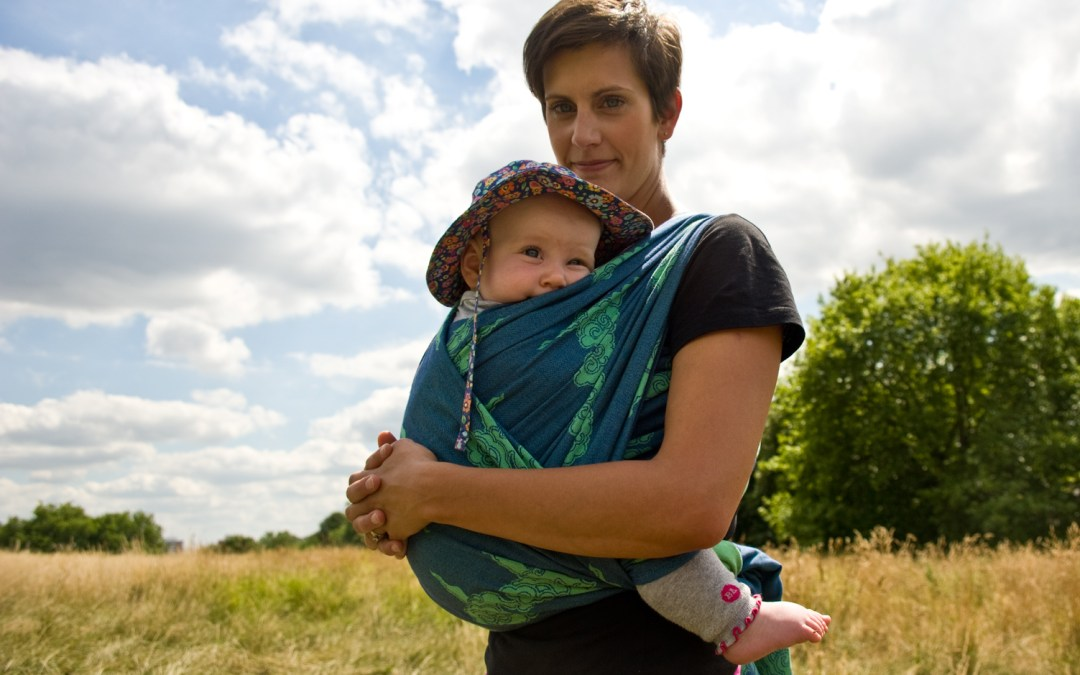 Timetable for talks and events at Babywearing Photography Exhibition