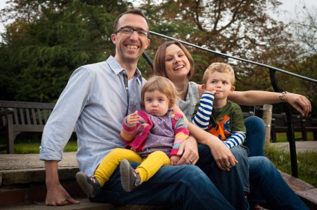 Family photo session at The Rookery, Streatham Common by Anna Hindocha/Warm Glow Photo