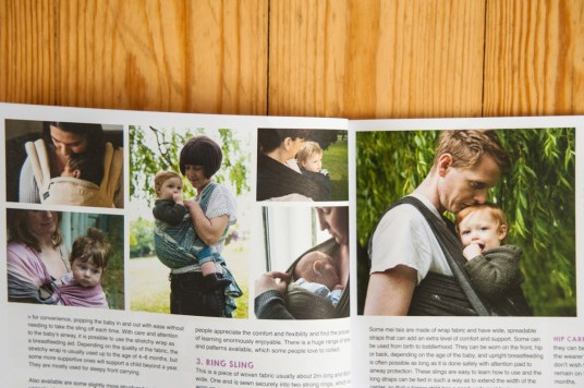 Warm Glow Photo images by Anna Hindocha in Juno magazine issue 40