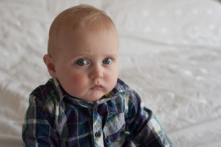 Picture of a baby boy by Anna Hindocha/Warm Glow Photo