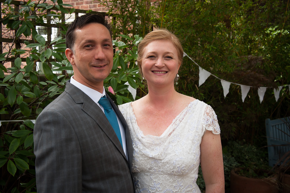 A very special wedding at The Rosendale, Dulwich