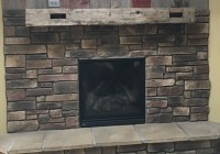 Stone, Tile, & Mantel Fireplace Finishes | Warming Trends ...