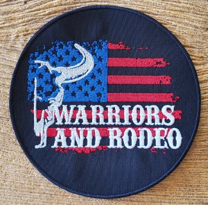 WARodeo 6 in. Patch