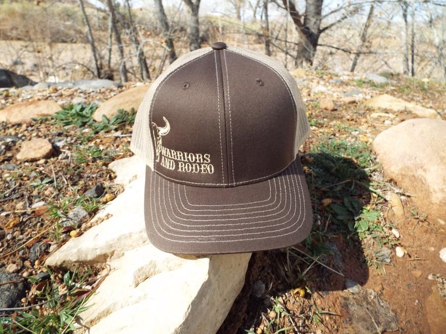 WARodeo Brown hat
