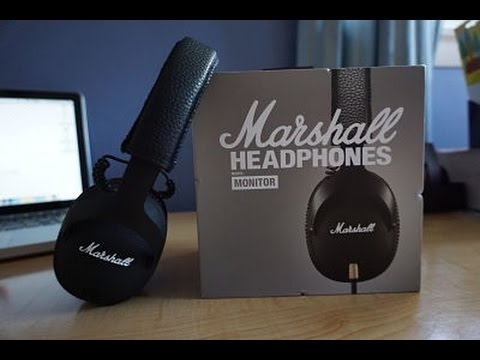 Review du casque Marshall Monitor