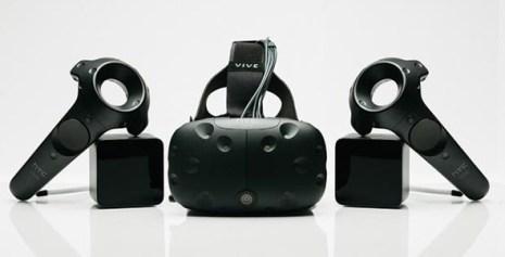 présentation HTC Vive
