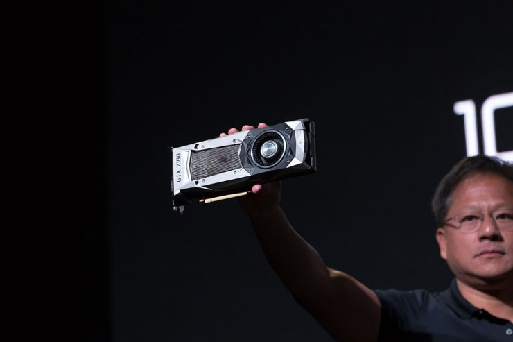 Conférence Nvidia actualités News Nvidia GTX 1070 ET GTX 1080