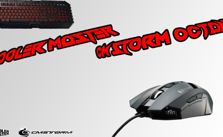 Review test pack CM Storm Octane