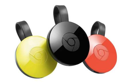 test avis google chromecast 2