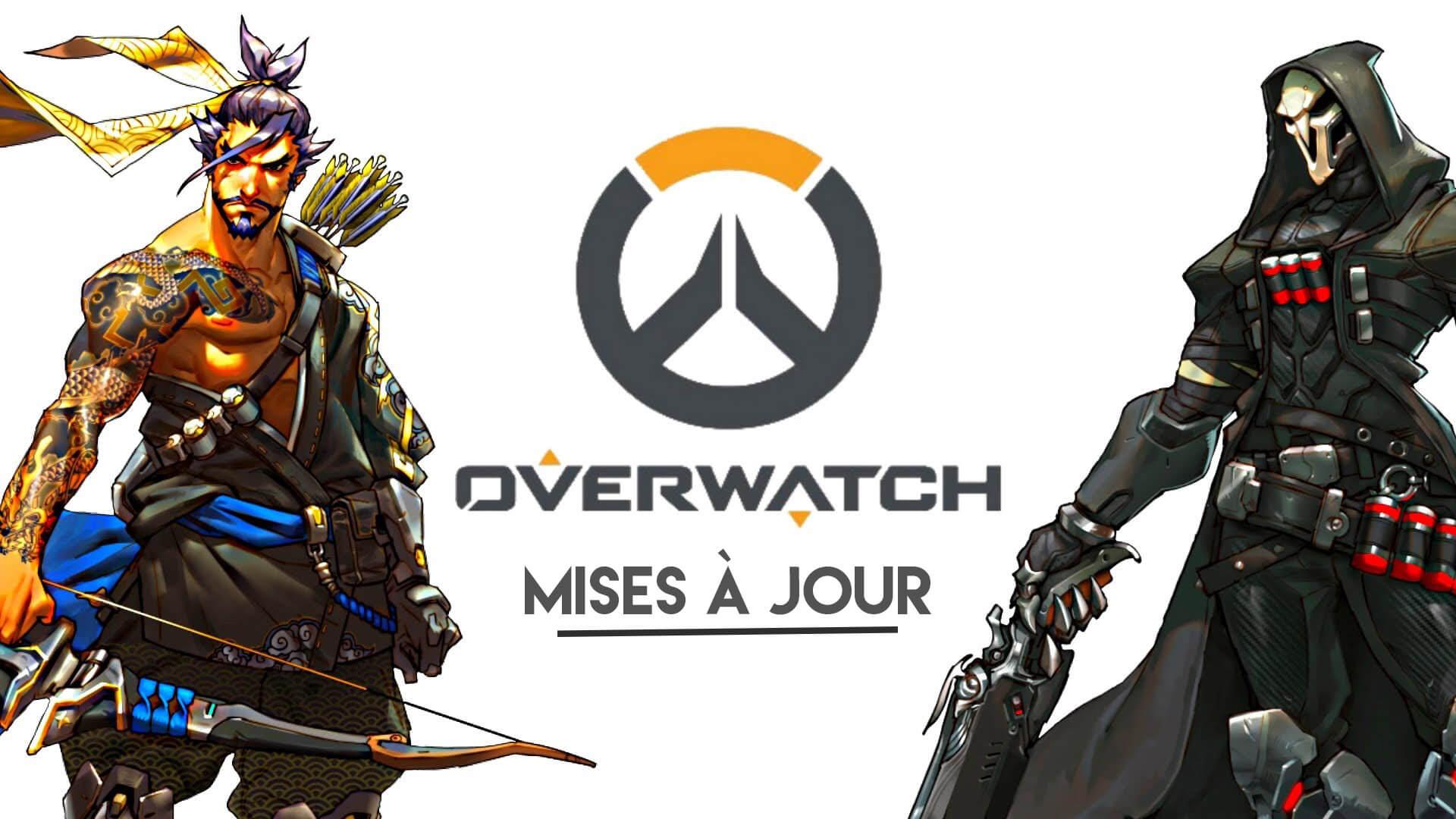 Actualités Overwatch : un nouveau héro et de nouvelles maps !