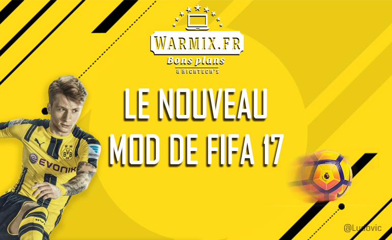 Le mod le plus incroyable de FIFA 17 – The Journey en mode carrière manager – PC