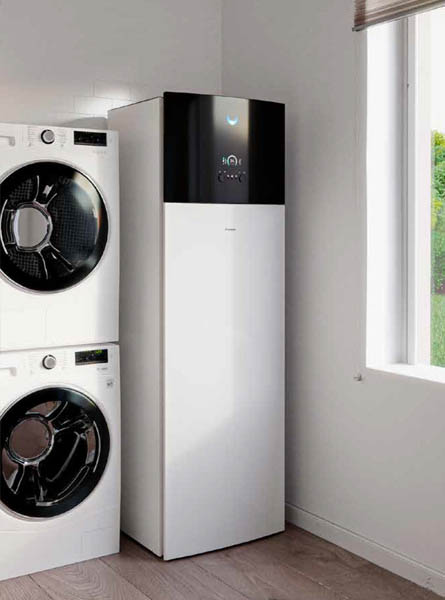 Boiler incorporat de 180L sau 230L
