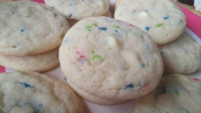 Warm Toasty Muffins Funfetti