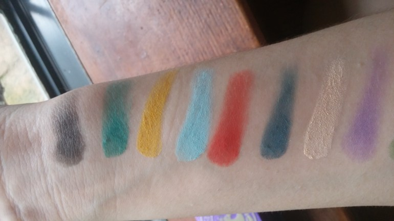 I know. My jaw dropped too when I swatched these. I can't even. Perf. Perf and a half a perf. These are stinkin' magic.
